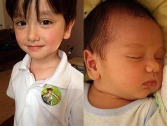 Khoe ảnh con mới sinh, mẹ Việt khiến dân mạng xuýt xoa, khi nhìn ảnh bé lớn, nhiều người lại thi nhau nhận làm con rể