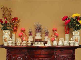 Không biết những điều này khi đặt và lau dọn bàn thờ gia tiên, Thần Phật đừng hỏi vì sao làm mãi không giàu