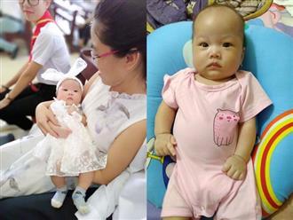 Không thể chịu nổi cảnh đêm nào cũng bế ru con, mẹ Đồng Nai quyết tâm luyện con ngủ xuyên đêm từ 2,5 tháng tuổi