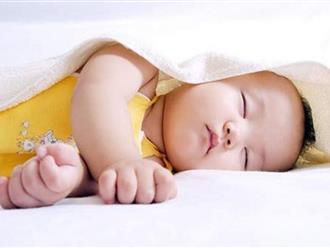 Khung thời gian ngủ chuẩn khoa học cho trẻ từ 0 đến 18 tuổi cha mẹ nào cũng nên biết