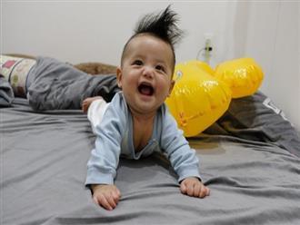 Kiên trì áp dụng phương pháp đặc biệt này, mẹ Sài Gòn luyện con ngủ xuyên đêm thành công chỉ sau 2 tuần