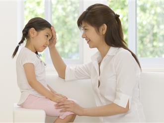 Làm thế nào để con thích tâm sự, chia sẻ với cha mẹ?