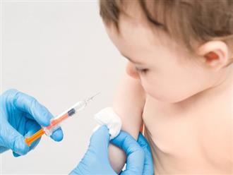 Lịch tiêm phòng cho trẻ sơ sinh năm 2019 của Bộ Y tế có một số thay đổi
