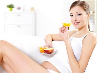 Mẹ bầu ăn gì để con tăng cân nhanh?