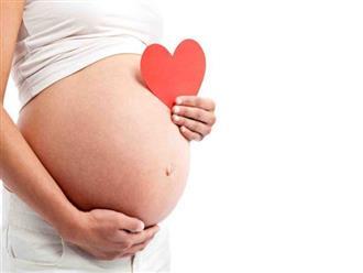 Mẹ bầu có lười đến mấy chỉ cần đều đặn tập động tác này thì vào phòng sinh, RẶN MỘT HƠI LÀ SINH XONG