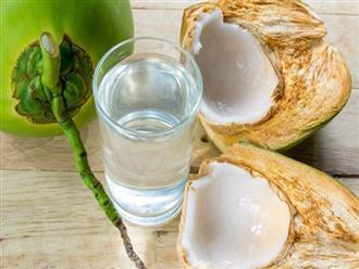 Mẹ bầu uống 5 loại nước này giúp thanh nhiệt hết táo bón, thai nhi khỏe mạnh sinh ra hồng hào