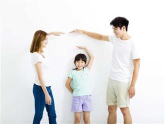 Mẹ cao 1m55 nhưng con gái vẫn cao 1m7, tất cả là nhờ mẹ đã áp dụng những nguyên tắc vàng này