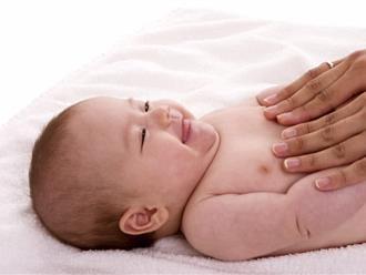 Mẹ hãy mát xa vị trí này cho bé con sẽ khỏe mạnh lớn nhanh ít ốm đau bệnh tật