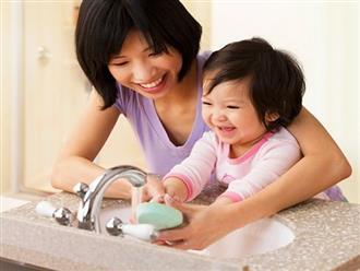 Mẹo giúp con học những kỹ năng cơ bản trong cuộc sống