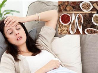 Món ăn bài thuốc cứu cánh cho phụ nữ bị hậu sản sau sinh