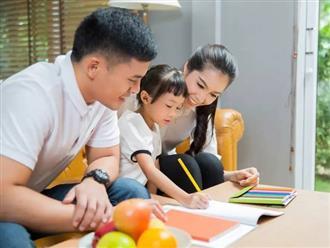 Nếu con mất tập trung, ngồi học không yên, làm bài thi ẩu đoảng thì cha mẹ hãy thử ngay phương pháp hiệu quả này