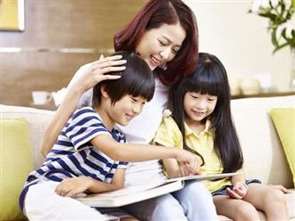Nghe cuộc hội thoại ngắn giữa mẹ và con, càng thấm phương pháp dạy con không đòn roi sâu sắc và hiệu quả thế nào