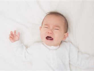 Nguyên nhân khiến trẻ sơ sinh hay bị trớ