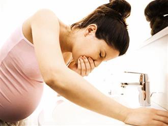 Nguyên nhân và triệu chứng đau dạ dày khi mang thai