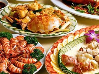 Nguyên tắc vàng dành cho mẹ bầu khi ăn hải sản, dành 1 phút đọc để không hại mẹ, hại con