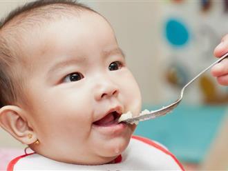 Nhu cầu dinh dưỡng cho trẻ em từ sơ sinh đến 9 tuổi