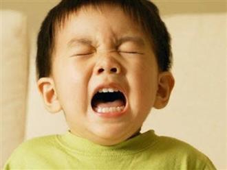 Những điều cha mẹ cần làm khi trẻ bị cảm cúm