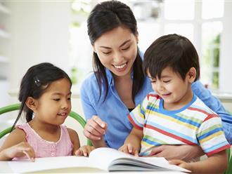 Những điều cha mẹ nào cũng phải DẠY CON trước khi lên 4 tuổi để con NGOAN NGOÃN, GIỎI GIANG