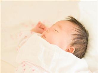 Những điều cha mẹ rất nên hiểu và không thể bỏ qua về giấc ngủ của con ở từng độ tuổi khác nhau