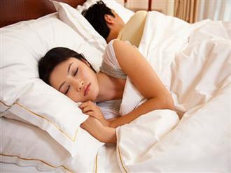 Những kiểu ngủ của vợ chồng báo hiệu khả năng ly dị đến 99,9%