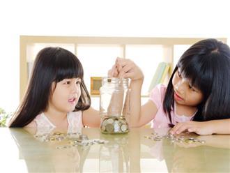 Những kỹ năng sử dụng tiền cha mẹ nhất định phải dạy con