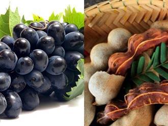 Những loại trái cây gây hại cho thai nhi bà bầu tuyệt đối nên tránh