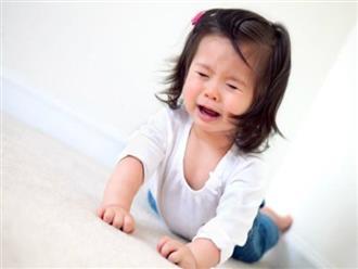 Những lợi ích tuyệt vời từ việc trẻ con... khóc