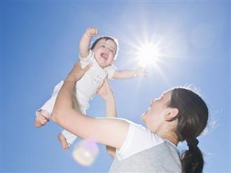 Những lưu ý các mẹ tuyệt đối cần biết khi bôi kem chống nắng cho bé để bảo vệ làn da của con