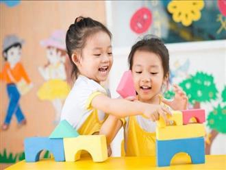 Những lưu ý và cách chuẩn bị cho bé đi mẫu giáo