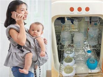 Những món đồ dùng cho bé mẹ không nên tiếc tiền mua bởi sự tiện dụng tuyệt vời