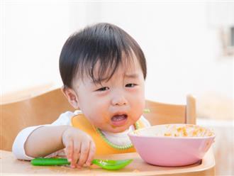 Những sai lầm của người lớn khiến trẻ suy dinh dưỡng
