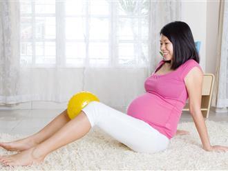 Những tai biến bà bầu cần phải biết suốt 9 tháng thai kỳ