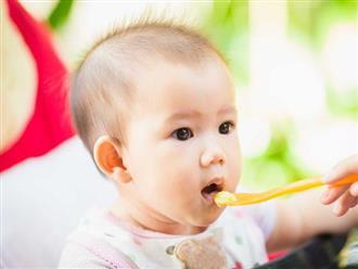 Những thực phẩm ngăn ngừa suy dinh dưỡng cho trẻ sau cai sữa mẹ