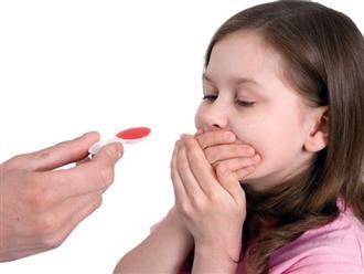 Những thực phẩm trẻ bị viêm phế quản phải tuyệt đối tránh