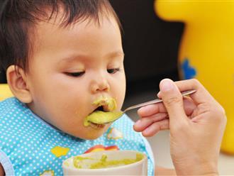 Những thực phẩm 'vàng' giúp bé có tiêu hóa khỏe mạnh, trí não tinh anh