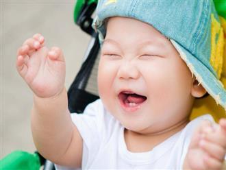 Phân biệt các biểu hiện sốt mọc răng ở trẻ em với các bệnh nguy hiểm khác