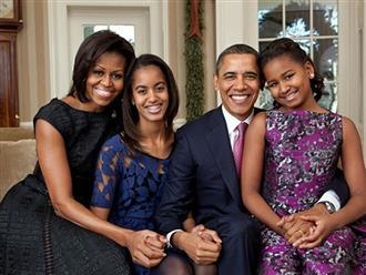 """Phu nhân cựu Tổng thống Obama: """"Làm mẹ, tôi phải là nơi hạ cánh cho con khi con gặp thất bại"""""""