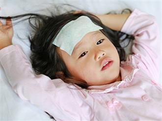 Phương pháp hạ sốt hiệu quả, đơn giản cho trẻ sơ sinh không phải mẹ nào cũng biết
