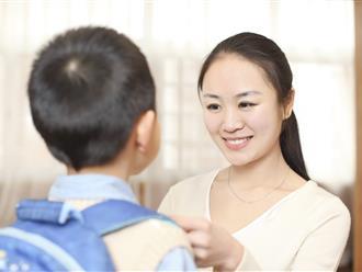 Quan sát kĩ những dấu hiệu bất thường của trẻ khi bắt đầu đi học, cha mẹ không được bỏ qua