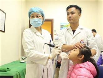 Sai lầm phụ huynh hay mắc khi chữa bệnh tai mũi họng cho trẻ