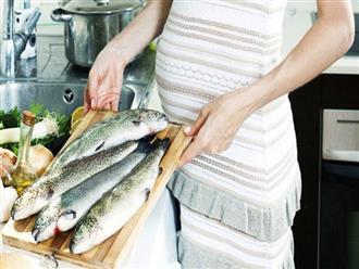 """""""Siêu thực phẩm"""" cung cấp đủ sắt, canxi, Omega-3 giúp bà bầu tăng đề kháng, 9 tháng thai kỳ mẹ vui con khỏe mạnh"""