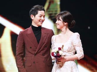 Song Joong Ki và Song Hye Kyo: Hứa là một đời cớ sao một thời đã vội buông tay?