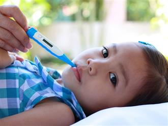 Sốt xuất huyết ở trẻ em: Nguyên nhân, biểu hiện và cách điều trị
