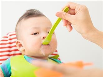 Thực đơn ăn dặm cho bé 10 tháng tuổi cân bằng, khoa học giúp cân nặng tăng nhanh