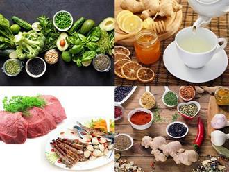 Thực phẩm giúp tăng sức đề kháng phòng dịch COVID-19