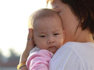 Thương tâm: Trầm cảm sau sinh mẹ ôm con 5 tháng nhảy cầu tự tử