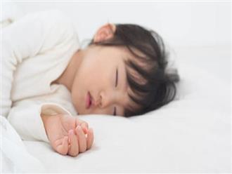 Tiết lộ khung giờ cha mẹ nên cho con đi ngủ khiến ai nấy đều bất ngờ