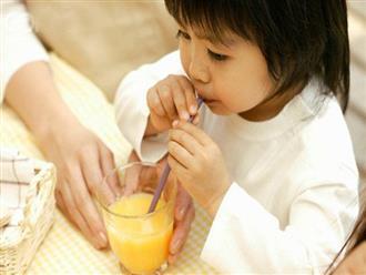 Tổ chức dinh dưỡng Mỹ khuyên cha mẹ không nên cho trẻ dưới 1 tuổi uống loại đồ uống này, dù chỉ là một chút