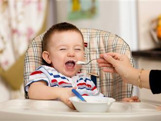 Top 9 thực phẩm hàng đầu cho trẻ ăn dặm, con vừa thông minh vừa lớn nhanh như thổi, mẹ nuôi con phải biết