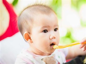 Trẻ 8 tháng bị táo bón: Mách cha mẹ cách xử lý nhanh và hiệu quả nhất